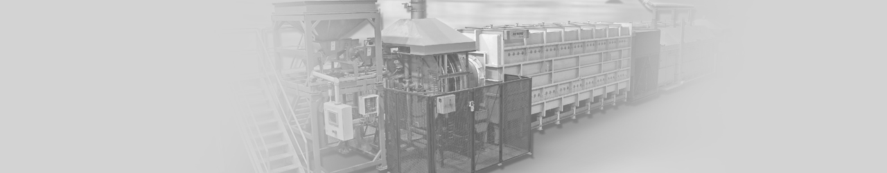 rotary retort furnace from SECO/WARWICK