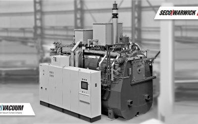 Aerospace Equipment Supplier Orders Low Pressure Vacuum Carburizing Furnace