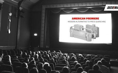 Американская премьера: UCM – 4D Quench® – современная альтернатива закалке под прессом