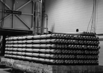 aluminium homogenizing 500 x 500