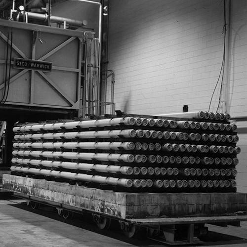 Изготовленные по индивидуальному заказу печи для гомогенизации алюминиевых слитков и заготовок для большинства технологических процессов