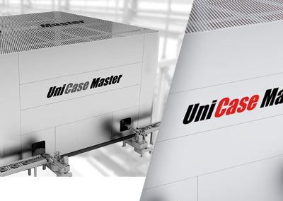 Unicase Master PRECISION CASE HARDENING FOR HIGH VOLUME MANUFACTURING