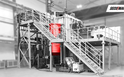 Global Aviation Manufacturer Expands Production in China with SECO/WARWICK Vacuum Metallurgy Equipment