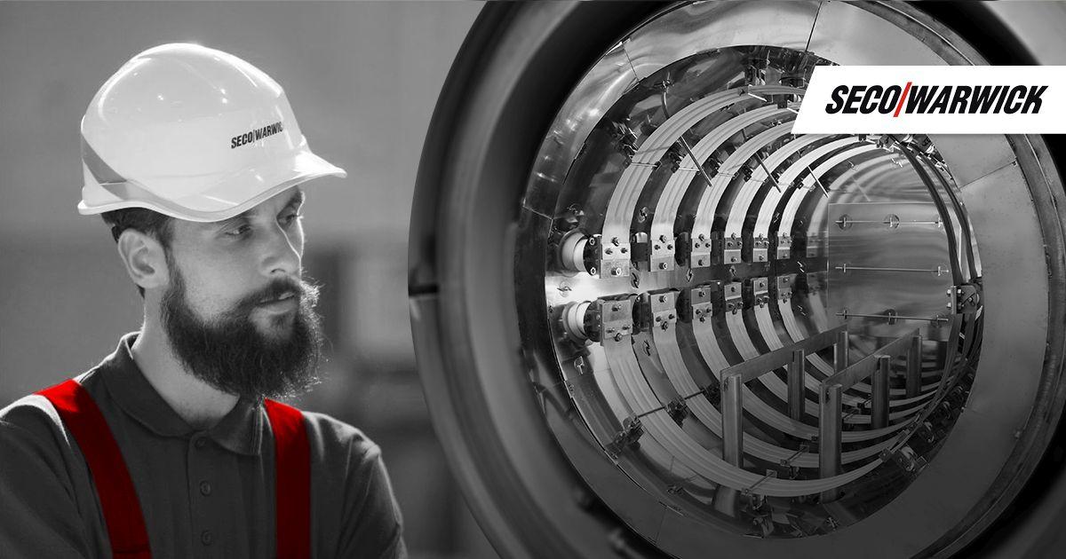heating chamber modernization by SECO/WARWICK
