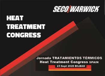 Heat Treatment Congress Spain 2020