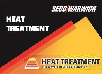 14th International Specialized Exhibition Heat Treatment