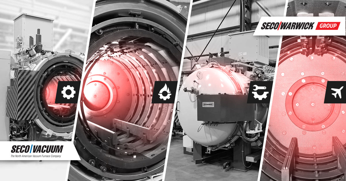 4 Vector® vacuum furnaces