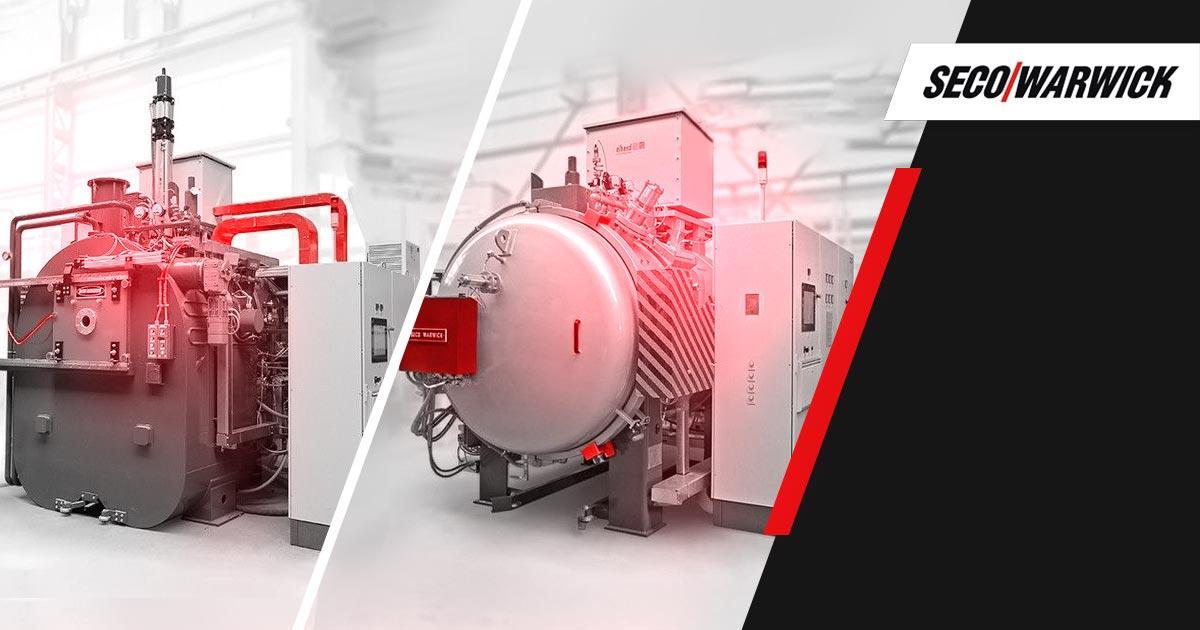 Internationaler Werkzeugmaschinenproduzent führt die innerbetriebliche Wärmebehandlung ein, um die Kontrolle, Kosten- und Produktionsmanagement leistungsfähiger zu machen.