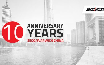 20x more in 10 years – this could happen only in SECO/WARWICK China