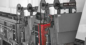 Modernizacja urządzeń do obróbki cieplnej SECO/WARWICK