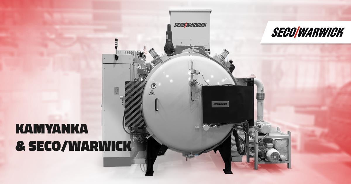 вакуумная печь SECO/WARICK