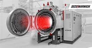 Vacuum Furnace Boosts Tool SECO/WARWICK