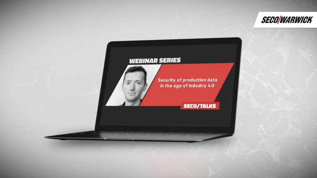 SECO/Talks Webinar Krzysztof Wachowski