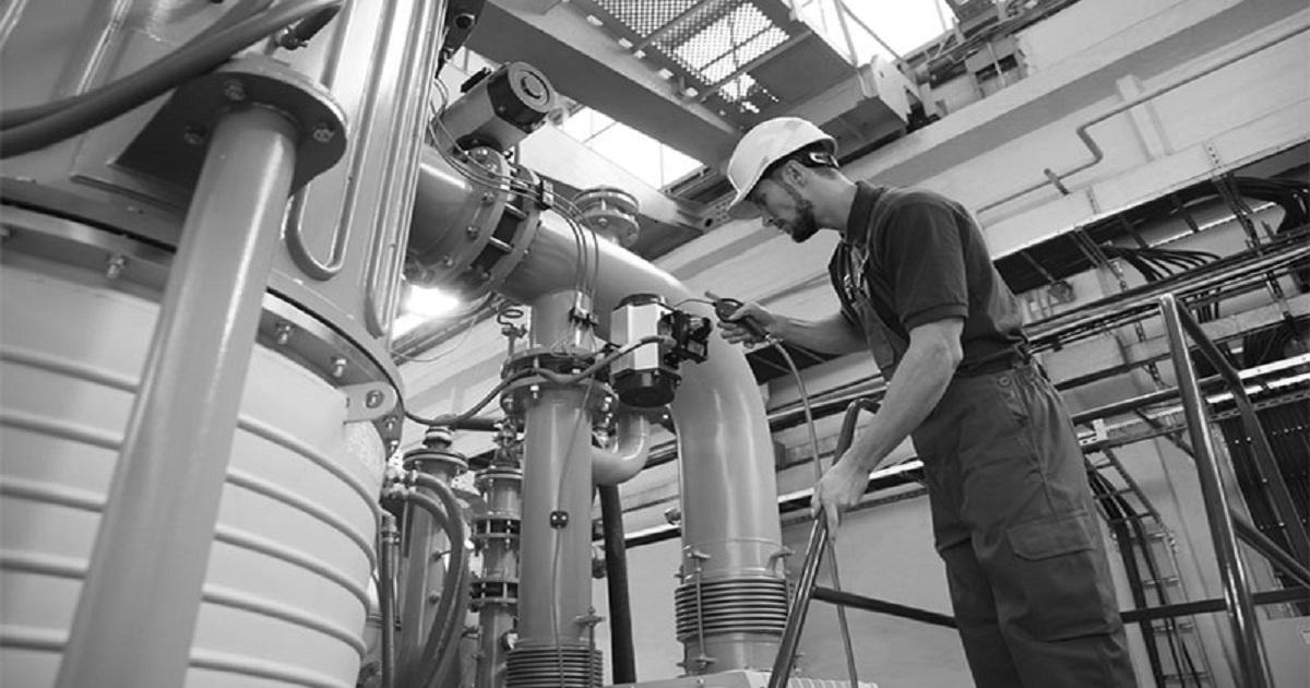 Service für Industrieöfen