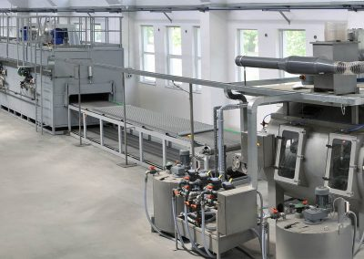 Semi-Continous CAB Systems