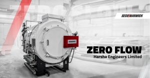 4 th Zero Flow® from SECO/WARWICK goes to India to Harsha Engineers