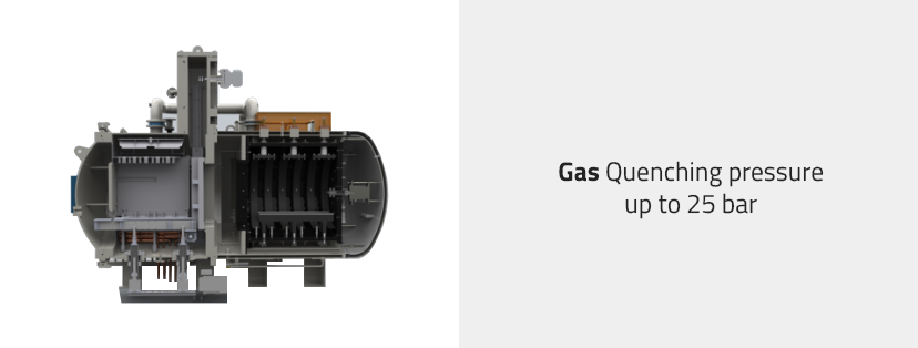 Types of CME furnace Gas Quenching