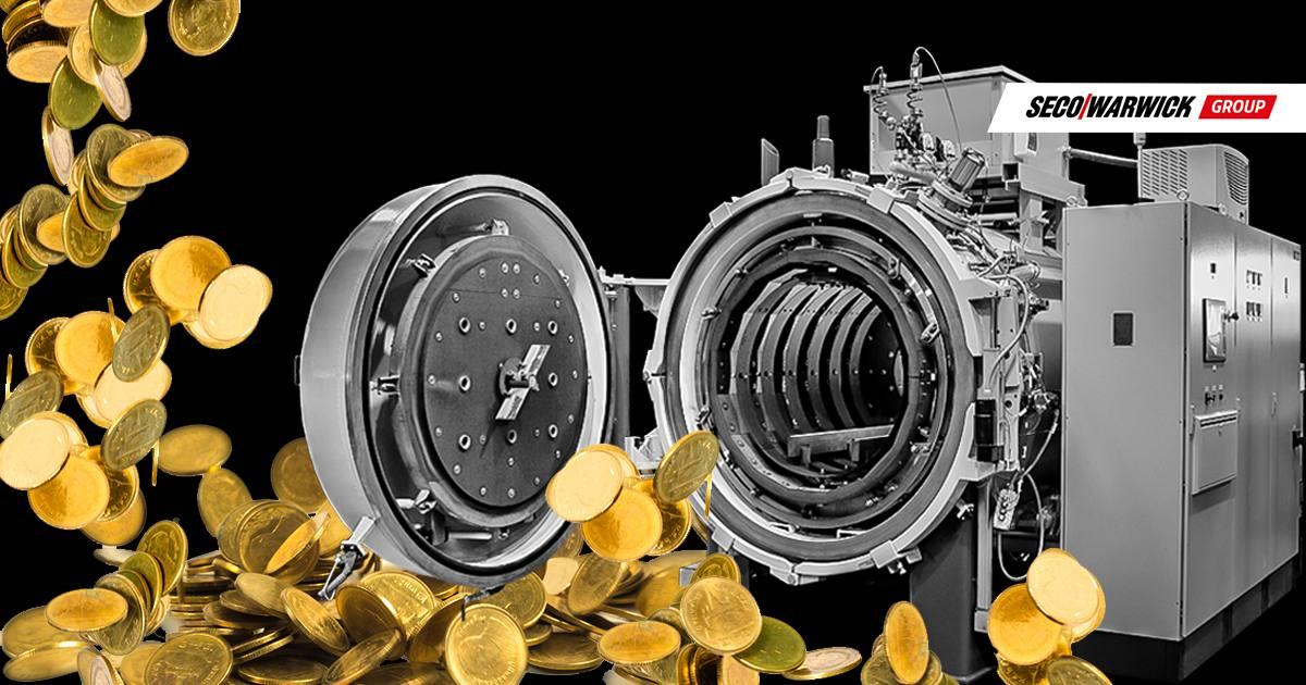 Компания Mennica Polska (Польский монетный двор) приобрела вторую печь у SECO/WARWICK