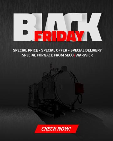 Black Friday at SECO/WARWICK