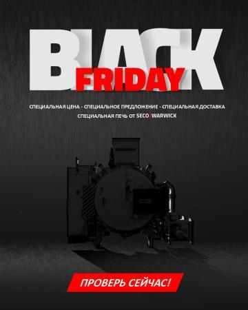 Black Friday SECO/WARWICK