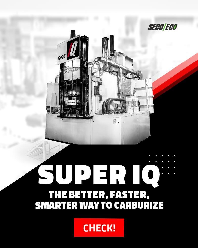 SECO/WARWICK, SUPER IQ