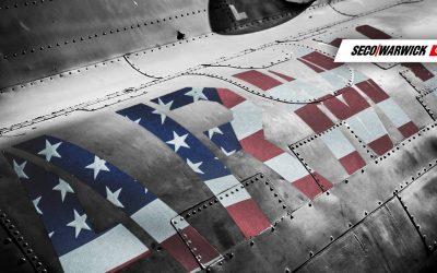 US Army mit Vakuumofen mit integrierter Ölabschreckung von SECO/WARWICK Group