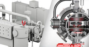 SECO/WARWICK vacuum system for single-piece nitrogen quenching with distortion control