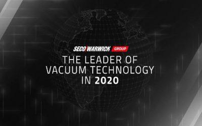 Obróbka cieplna metali w roku 2020 należała do technologii próżniowych SECO/WARWICK.