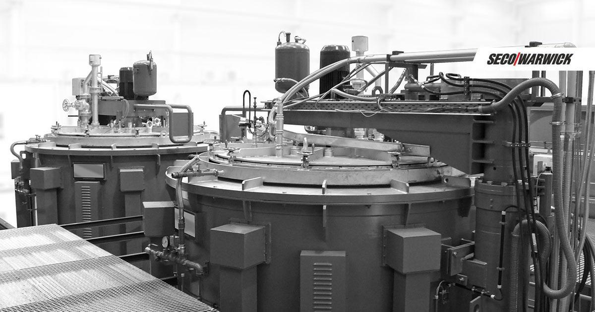 Carburizing pit furnace PGGat 1000 - 18x30 Gas Fired
