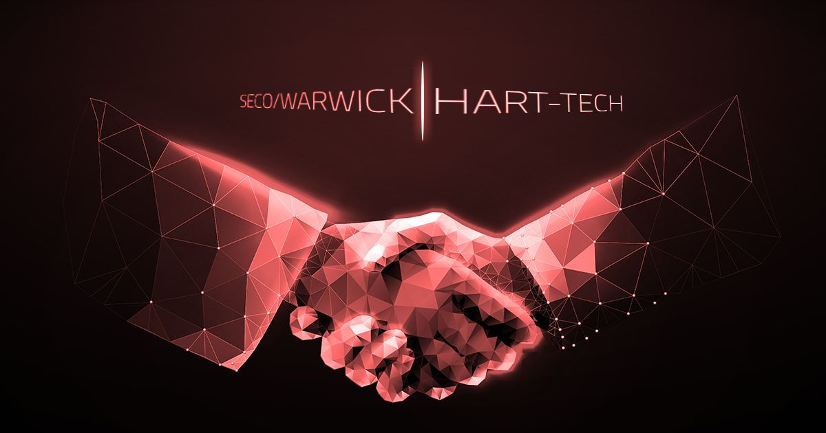 HART-TECH, SECO/WARWICK Develop Hardening Plant Solutions