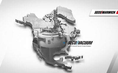 SECO/WARWICK Group secures an order for a large pit gas nitriding furnace from a North America