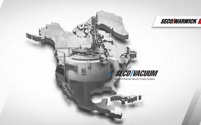 Największy piec wgłębny od SECO/WARWICK trafi do Ameryki Północnej