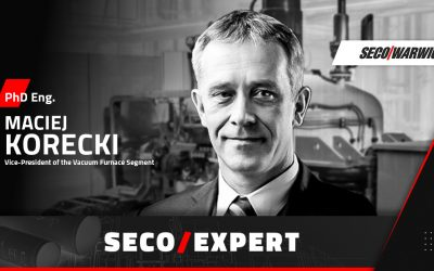 SECO/WARWICK is awarded a new technology patent for reducing costs while increasing production