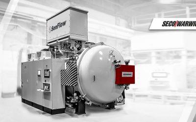 SonFlow, the Scandinavian manufacturer of heat exchangers, selects SECO/WARWICK vacuum furnace technology