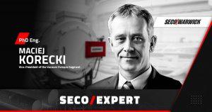Nowy wymiar azotowania gazowego – przełom technologiczny od SECO/WARWICK