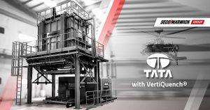 SECO/WARWICK dostarczy zaawansowaną technologicznie linię produkcyjną dla TATA Advanced System Ltd.