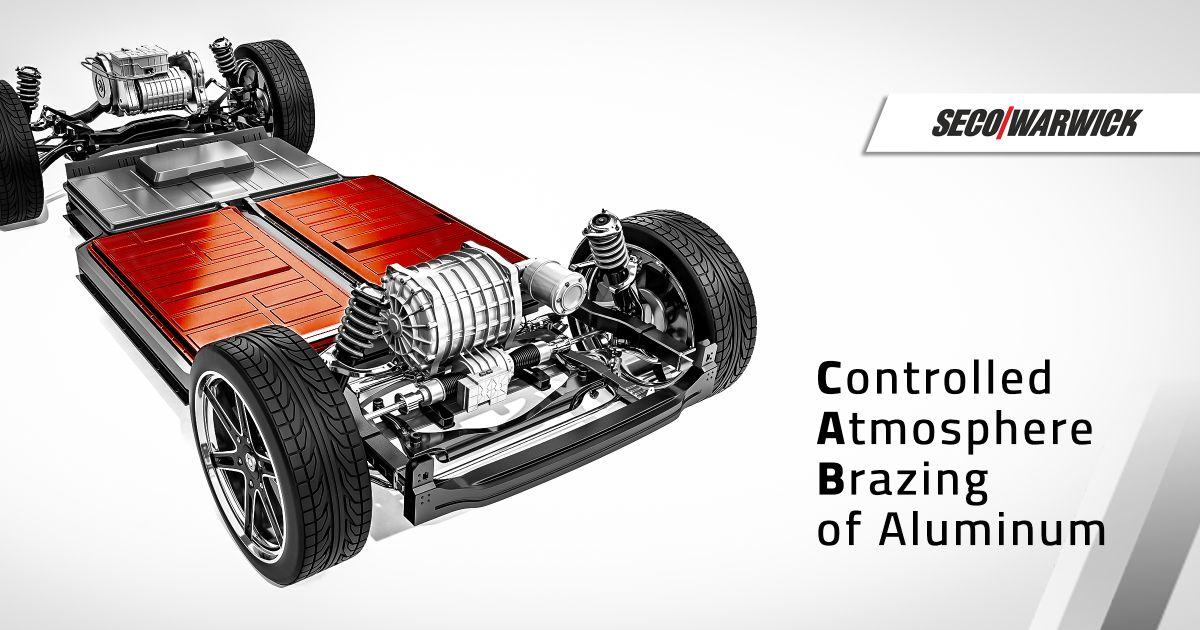 SECO/WARWICK erweitert eine CAB-Anlage für den Hersteller von Batterien-Wärmetauschersystemen für Elektrofahrzeuge