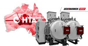 Heat Treatment Australia kupuje dwa piece próżniowe Vector®