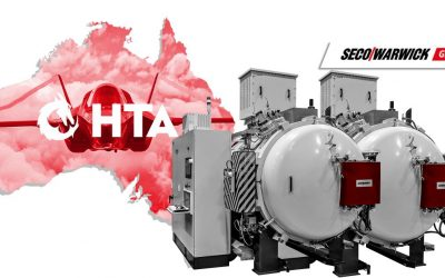 HTA purchases two Vector® vacuum furnaces to augment its support for the Australian defense capability.