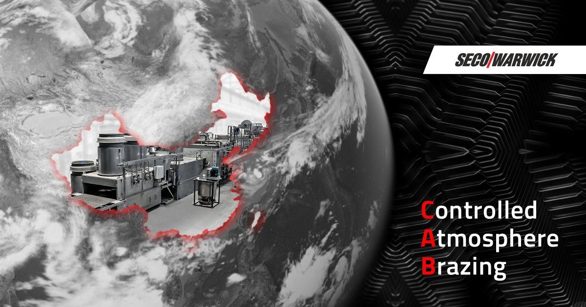 Die sechste CAB-Linie von SECO/WARWICK geht an Hersteller von Fahrzeugbatteriekühlern in China