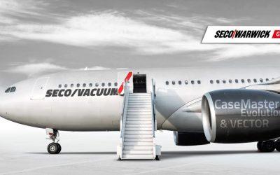 Aeronautic motion control manufacturer invests in new SECO/VACUUM tempering furnace