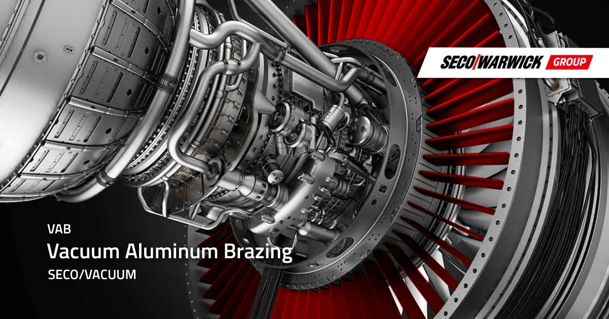 Global aircraft industry supplier purchases Vacuum Brazing Furnace from SECO/VACUUM