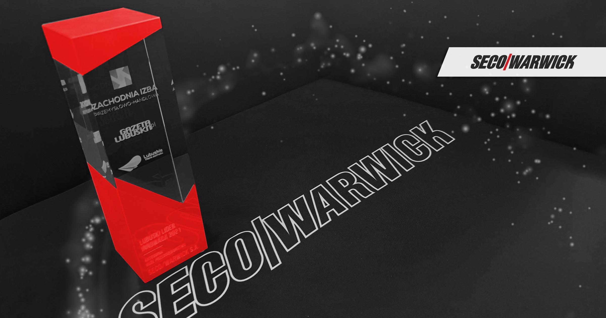 Innowacja wyróżnia lidera – SECO/WARWICK ponownie z tytułem