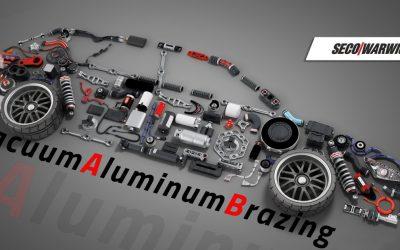 SECO/WARWICK's aluminum brazing vacuum furnace for the automotive industry